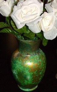 Vase of the Turquoise Lady