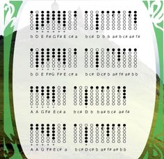 Celtic, Keyboard Lessons, Tin Whistle, Native American Flute, Recorder Music, Sheet Music Notes, Flutes, Music Lessons, Bands