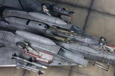 F-14A Bombcat 1/48 Scale Model
