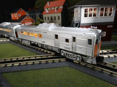 Buy It Now or Find It Locally 30-20303-1 Proto-Sound 3.0  http://mthtrains.com/30-20304-1 30-20303-3 2-Car Add-On Set (Non Powered) http://mthtrains.com/30-20304-3 Now arriving the MTH RailKing Pennsylvania Reading Seashore LineRDC Budd Car Set item 30-20304-1 ($399.95) and Non Powered 2-Car Add-On Set 30-20304-3 ($179.95). These Budd Sets operate on O-27 Curves. Ask your MTH Dealer about them today.