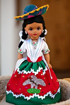 I had a similar doll like this when I was young.