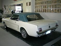 1964 Mustang - My favorite car of all time!
