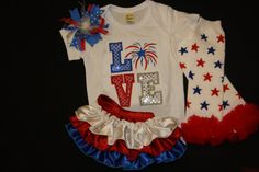 d645997a215 4th of July Onesie Leg Warmers Satin by SewSweetStitchings on Etsy