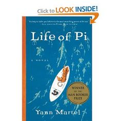 """Jennifer in Trex's Material Sourcing Department has read """"The Life of Pi"""" by Yann Martel - an adventure story about the teenage son of a zookeeper and his menagerie."""