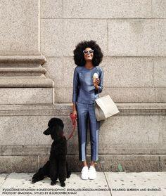 #VogueInstaFashion: primeiro editorial da Vogue no Instagram