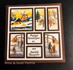 Marianne Design, Frame, Winter, Home Decor, Cards, Picture Frame, Winter Time, Decoration Home, Room Decor