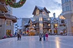 Vail Ski Resort nos Estados Unidos