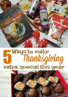 Ways to Make Thanksgiving Special #ThanksgivingBBxx #ad @petlanthropy @sippecobeverage