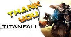 Team Tuesday - Xbox One - Titan Fall - Simply, Thank you!