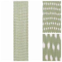 Robert Kime:  Amu  Code: IK06 Material: silk/cotton Width: 35 cm/13.75 in Pattern Repeat: 207 cm/81.5 in