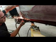 How to correctly repair rust with metal part 1 Truck Repair, Auto Body Repair, Vehicle Repair, Shutters For Sale, Auto Body Work, Classic Car Restoration, Antique Trucks, Car Painting, Old Trucks