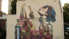 The Incredible Wall Murals by Etam Cru