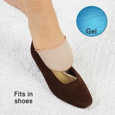 VISCO GEL FOREFOOT PROTECTION | Better Senior Living Foot Pain Relief, Senior Living, Collections, Healthy, Shoes, Zapatos, Shoes Outlet, Shoe, Footwear