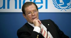 However, apart from acting Sir Roger Moore was famously known for his contribution to UNICEF.