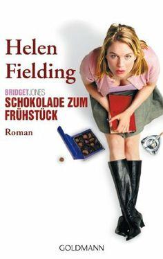 Bridget Jones - Schokolade zum Frühstück: Roman   - (Allemand) von Helen Fielding, http://www.amazon.de
