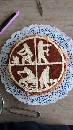 Feuerwehrkuchen, ein tolles Rezept aus der Kategorie Kuchen. Bewertungen: 37. Durchschnitt: Ø 4,5.