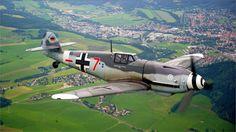 Messerschmitt Bf 109 G-4 Red 7.