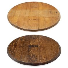 Uncommon Goods by Retired Wine Barrel Lazy Susan