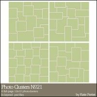 Photo Clusters No. 21