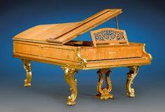 Antique Instrument - Collard & Collard - Royal Antiques - Empress Carlota ~ M.S. Rau Antiques