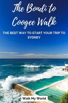 The Bondi to Coogee walk is one of our favourite things to do in Sydney. Following the cliff tops with terrific ocean views, this easy 5.5km trail is the perfect way to spend a few hours or even the whole day.