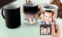 Groupon - Gepersonaliseerde Magische Mokken met foto bij Printerpix in [missing {{location}} value]. Groupon deal-prijs: 6,99€