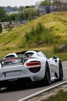 Porsche 918 Spyder <3: