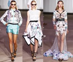 60'S 2014 FASHION LOOKS | 60's Fashion Trend for Spring 2012