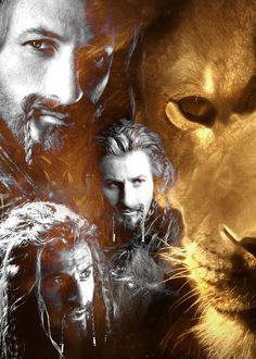 Kili calls me a lionheart. I'm not sure how true that is. I'm not fearless. There are lots of things that scare me.