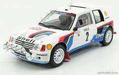 Peugeot 405 Pikes Peak  Ari Vatanen  Pikes Peak 1988  1:18 OttOmobile 142 Neu