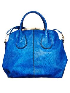The only other way to get a bag this luxe for so little is soo not legal. Bag, $39.95; shoedazzle.com.   - Redbook.com