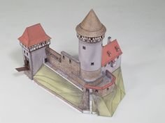 Fortification, Forts, Historical Photos, Old Houses, Medieval, Landscapes, Nice, Building, Illustration