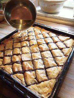 Mákos baklava recept   Receptneked.hu (olcso-receptek.hu) - A legjobb képes receptek egyhelyen