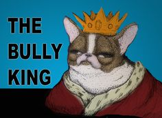 The Bully King -  speed drawing
