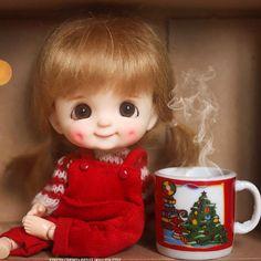 Cute Cartoon Pictures, Cute Cartoon Girl, Cartoon Images, Tiny Dolls, Blythe Dolls, Daisy Wallpaper, Cute Kids Pics, Cartoon Toys, Cute Emoji