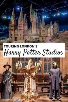 A visit to the Harry Potter Studios at Warner Bros. outside London is nothing but magic | Feeling the Magic on the Harry Potter Studio Tour