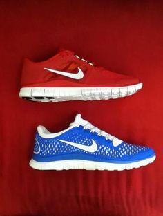 Nike Free Run 5.0 Athlètes Pied