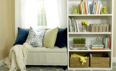 How to Create a Window Seat - Inspired By... | Wayfair