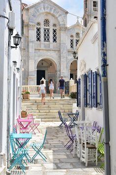 Mykonos, Santorini, Tinos Greece, Athens Greece, Most Beautiful Beaches, Beautiful Places, Greece Pictures, Greek Isles, Greece Islands