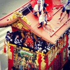 祇園祭 山鉾巡行 2013 #gion #matsuri
