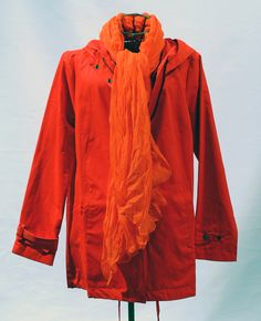Eileen Fisher Rain Jacket. Please let it rain this Spring!  Please let it be Spring!