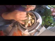 Gewürzpaste für Gemüsebrühe aus dem Thermomix TM5 :19 12 2015 - YouTube