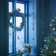 VINTER 2018 sierpot met houder | IKEA IKEAnl IKEAnederland decoratie kerst feestdagen inspiratie wooninspiratie interieur Ikea, Liatorp, Large Table, Warm Colors, Beautiful Interiors, Xmas, Christmas, Some Fun, Light In The Dark
