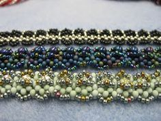 Bead Street Online: RAW with Peanut Beads
