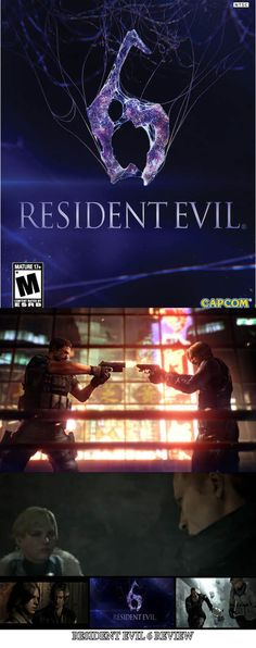 Experience the biggest Resident Evil to date with 3 main campaigns new characters in survival horror Resident Evil Zombie Video Games, Leon S Kennedy, Resident Evil Game, Video Game Reviews, Mega Man, Gaming Setup, Best Games, Video Game Console, Survival