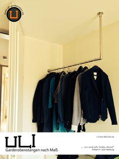 1000 images about ulibook kleiderstangen garderobenstangen on pinterest innsbruck. Black Bedroom Furniture Sets. Home Design Ideas