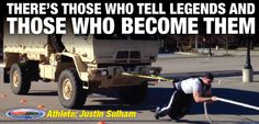 There's those who tell legends and those who become them. #USPlabs #strongman #fitness #motivation