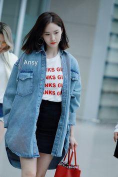 180408 YoonA Incheon Airport Arrival