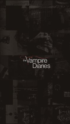 The vampire diares wallpaper/scren lock #Vampire #Diary #Tvd