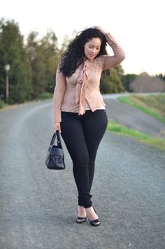 25 Casual Plus Size Business Outfits Ideas for Women Curvy Outfits, Plus Size Outfits, Fashion Outfits, Look Plus Size, Plus Size Women, Curvy Girl Fashion, Plus Size Fashion, Mode Xl, Look Body